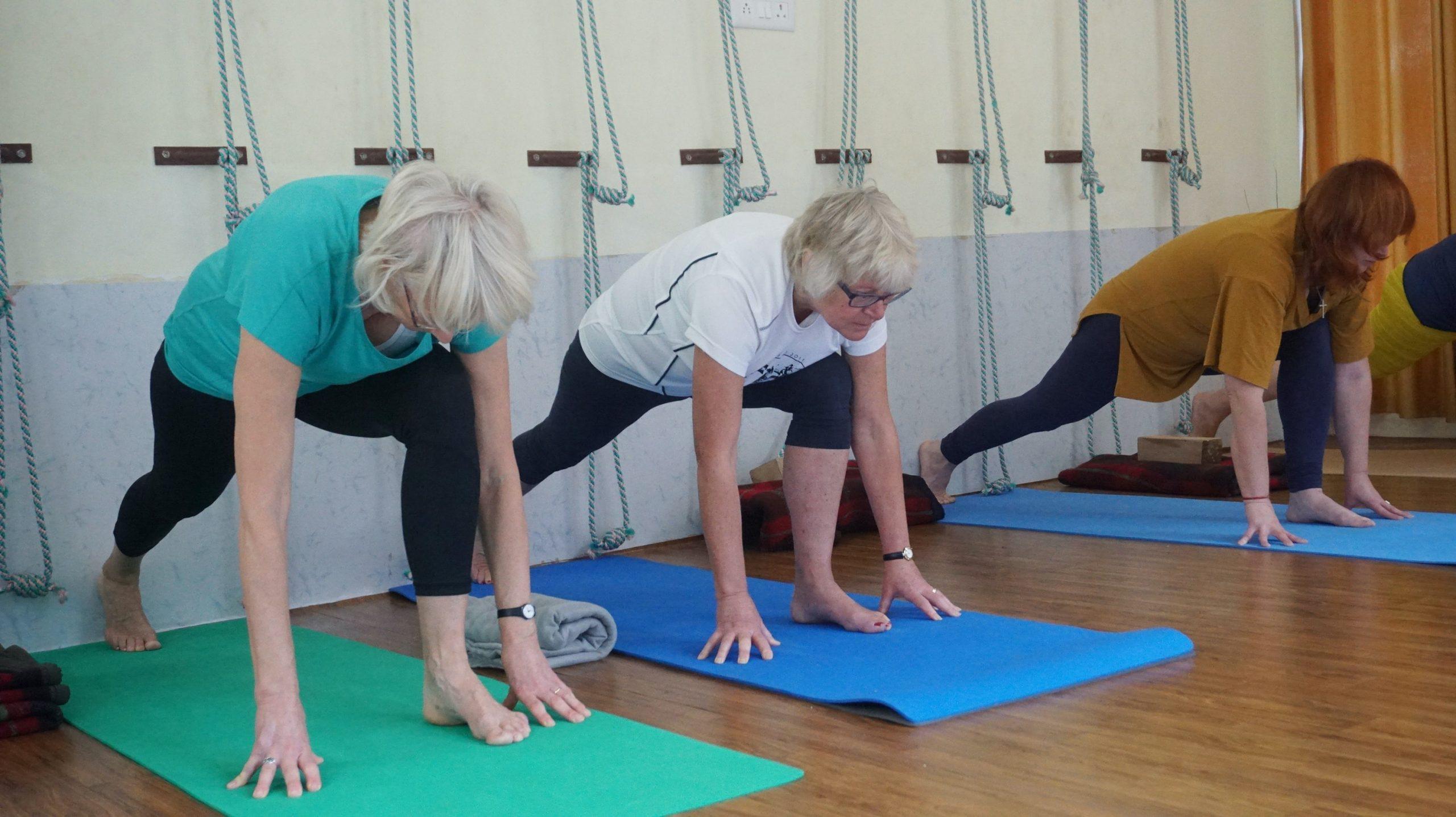 core exercises for seniors